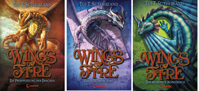 Wings of Fire1-3