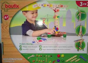Holzspielzeug von BAUFIX