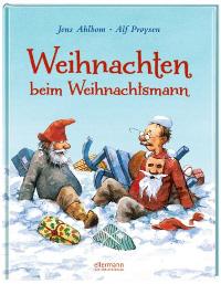 Weihnachten beim Weihnachtsmann