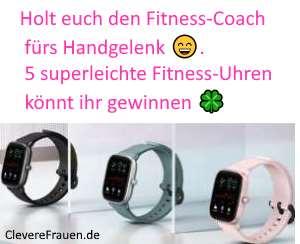 smart watch gewinnen