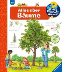 """Uns gefällt """"Alles über Bäume"""" sehr gut. Hier lernen kleine wissbegierige Kinder ab vier Jahren wirklich alles"""