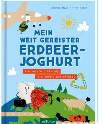 Das Kinderbuch ist sehr spannend, neutral und schöngeschrieben, es regt einfach zum Umdenken an, wenn es um die eigene Ernährung geht