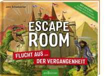Escape-Krimi für Kinder mit Seiten zum Aufschneiden
