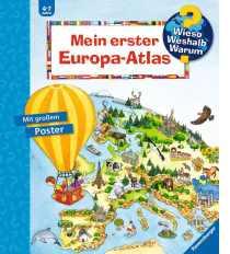 Europa! Unser Kontinent wird in diesem Buch vorgestellt