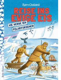 In diesem spannenden Kinderbuch geht es um die aufregende Reise zum Nordpol