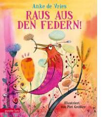 Meine Tochter fand das Verhalten der Vögel ungerecht, sie setzte sich für Antonia ein und sagte:,, Sie ist so wunderschön und besonders –