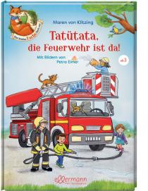 Tolles Kinderbuch um Kinder an das Thema Feuerwehr heranzuführen