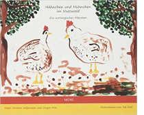 Hähnchen und Hühnchen im Nusswald – Ein norgwegisches Märchen, perfekt für Kindergärten, da es zum Erzählen und Nachdenken anregt