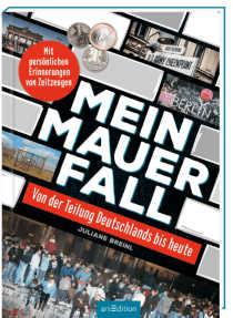 Jugendbuch über den Mauerfall: Mir hat das Buch gut gefallen, weil es so abwechslungsreich gemacht wurde. Nicht langweilig, sondern auflockernd. Die Witze zwischendurch waren echt lustig,