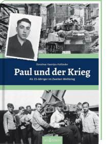 Paul ist Schüler und wird als Flak-Helfer, also Luftwaffenhelfer, eingezogen. In Form von Briefen, Postkarten und Dokumentationen wie seine durchschossene Schulterklappe