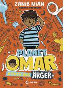 Comic-Roman für Jungen und Mädchen