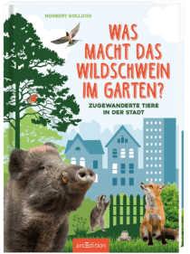Was macht das Wildschwein im Garten? Zugewanderte Tiere in der Stadt - und kommen da etwa noch mehr?