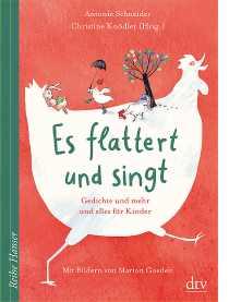 Ein in jeder Hinsicht besonderes Buch für die ganze Familie: In die hier versammelten Gedichte können Kinder, Jugendliche und Erwachsene eintauchen und selbst mit Wörtern spielen und mit Silben jonglieren