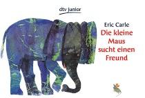 """Das Buch """"Die kleine Maus sucht einen Freund"""" hat sofort die Aufmerksamkeit meiner Kinder, 2 und 4 Jahre alt, mit seinen bunten Illustrationen, die man von Eric Carle gewohnt ist, auf sich gezogen."""