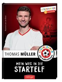 In diesem tollen Werk erzählt Thomas Müller, wie es ihm in seinem Traumverein erging und wie hart er trainieren musste, um mit all den anderen guten Spieler mithalten zu können.