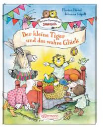 Da wird dem Tiger bewusst, dass er seine eigene Geburtstagsparty und all seine Freunde im Stich gelassen hat