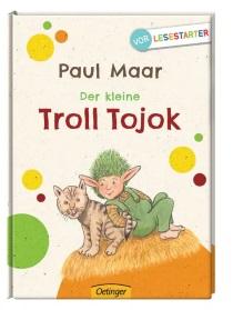 Das Buch wurde natürlich gleich von Kinderhänden untersucht und die ersten beiden Kapitel an einem Abend verschlungen.