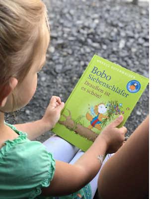Geschichten von Bobo Siebenschläfer- Leicht und verständlich aus dem Kleinkinderalltag – die immer zum Sprechen anregen und einladen