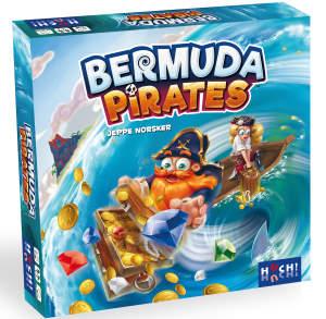 Die abenteuerlustigen Piraten haben große Ziele: Sie wollen auf einer abgelegenen Insel im gefürchteten Bermudadreieck verborgene Schätze heben