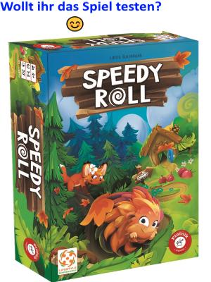 Das spannende Igel-Rollen im Wald wurde von der Fachjury zum Kinderspiel des Jahres nominiert!