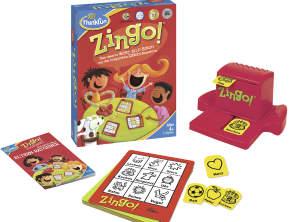 Das Spiel kombiniert klassisches Bingo mit temporeichem Reaktionsspiel. Sobald die Spieler den magischen Kärtchenschieber bedienen, erscheinen wie von Geisterhand zwei
