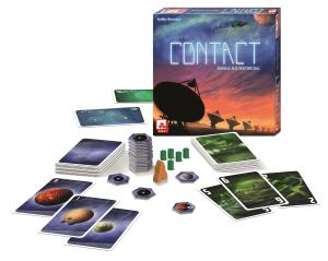 CONTACT ist ein kooperatives Weltraumabenteuer-Spiel