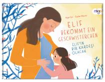 Wie kommt das Baby in Mamas Bauch? Die fünfjährige Elif erfährt von ihrer Mutter, dass sie ein Geschwisterchen bekommt. Im Kindergarten fragen sich die Kinder, wie ein Baby entsteht.