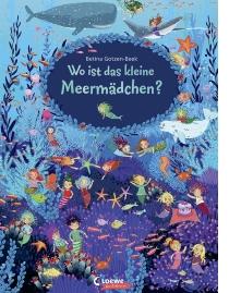 Das Buch macht  auch noch älteren Kindern sehr viel Spaß. In diesem Buch kann man die große Unterwasserwelt einer Meermädchen-Familie und Ihre Freunde entdecken.