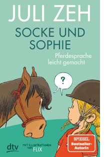 Wenn Socke sich nicht bald reiten lässt, läuft er Gefahr, als vermeintliches Problempferd eingeschläfert zu werden … Sophie muss Pferdesprache lernen, und zwar schnell.