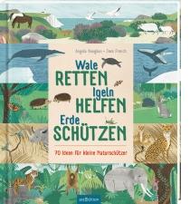 Auch Kinder wollen aktiv zu Naturhelden (Schützern) werden und helfen. Mit diesem Buch erhalten sie wertvolle zahlreiche und vielfältige Tipps und Ideen zum Umsetzen für die ganze Familie.