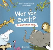 n diesem lustigen Bilderbuch können Kinder ab 3 Jahren