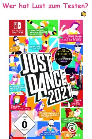 In Just Dance 2021 haben Spieler Zugriff auf 40 brandneue Songs