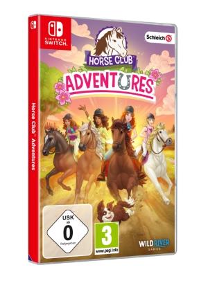 In dem Videospiel verbringen die Kinder ihre Ferien in Lakeside und werden Teil der Horse Club™ Clique