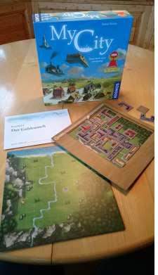 Spiel Spielenachmittag Hortkinder Legespiel