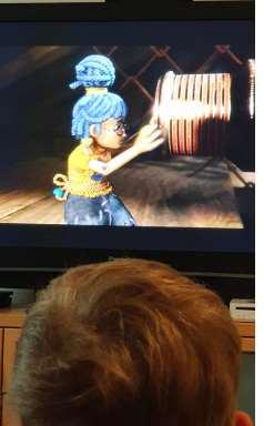 It takes two: Mein Sohn musste mir verschiedene Kniffe und Tricks bei der Steuerung der PS4 beibringen