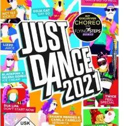 Just Dance 2021 für den Nintendo Switch: Viel Bewegung, guter Musik und Spaß für die ganze Familie