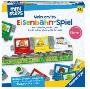 Die Puzzleteile sind schön groß für kleine Kinderhände und sehr stabil, so dass sie schon von kleinen Kindern super gut gepuzzelt werden können.