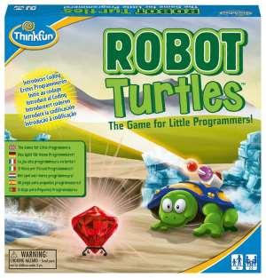 Ein Kinderspiel bei dem Kinder ab 4 Jahre mit Spaß und spielerisch erstes Programmieren lernen